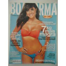 Boa Forma #277 Ano 2010 Fernanda Vasconcellos