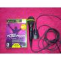 Xbox Classico Microfone Com Karaoke Unico No Mercado Livre!!