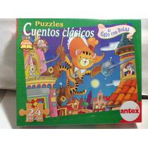 Puzzle Rompecabezas Cuentos Clásicos 24pcs Envio Gratis Caba