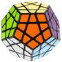 Cubo Rubik Shengshou Megaminx De Alta Velocidad J1032