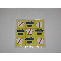 Ta Te Ti De Goma Eva Futbol - Souvenirs Personalizado