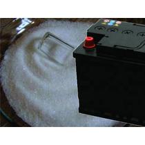 Sal Epsom (sulfato De Magnesio) Aditivo Repara Baterias