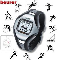 Reloj Deportivo C/pulsometro Medicion En Dedo Beurer Pm18