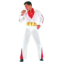 Elvis Traje - Estrella Del Rock Del Tamaño Extra Grande Par