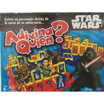 Adivina Quien Star Wars Juego D Adivinar Quien Es Lal 15030