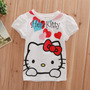 Pedido:polo Verano Hello Kitty Fashion 2013