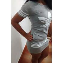 Roupas Femeninas Swag Vestido De Layca Adidas