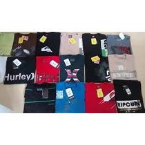 Kit Com 20 Camisetas Regatas Masculina Diversas Marcas