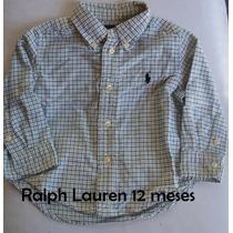 Camisas Para Bebés Ralph Lauren, Epk, Calvin Klein 3-18meses