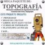 Programas De Topografia Ingeniería Civil Topógrafos Autocad