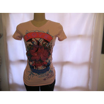 Camiseta Blusa Ed Hardy Original Pronta Entrega!!!!