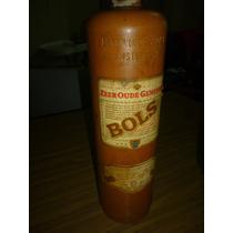 Botella Ginebra Bols-barro