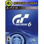 Gran Turismo 6 Ps3 Español Fisico Nuevo Sellado Local !!!