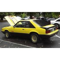 Aleron Trasero Mustang Pace Car O Cobra 1979 Al 1984