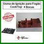 Usina De Ignição Do Fogao Cooktop Fischer 4 Bocas Original
