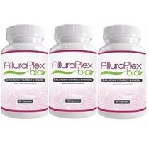 Alluraplex Bio 90 Cáps 100% Original Mesmo Pronta Entrega