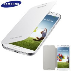 432dbec5570 Pack 2 Fundas Flip Cover Para Samsung Galaxy S3 Mini Blanca - $ 79 ...