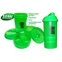 Vaso Mezclador Smart Shaker Star Nutrition