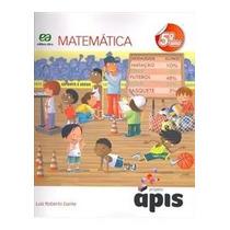 Livro Projeto Apis Matematica: 5º Ano