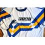 Camiseta Retro Del Club Boca Jrs. Alternativa