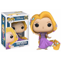 Rapunzel - Enrolados - Disney Pop! Funko