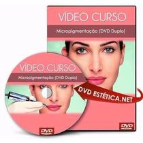 Curso De Maquiagem Definitiva E Micropigmentação