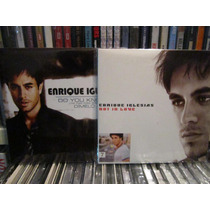 Enrique Iglesias Lote De 2 Cds Singles Nuevos En Oferta