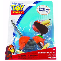Slinky Dog Jr Toy Story Disney Pixar Mini Cachorro. Estoque