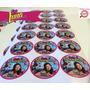 154 Stickers Personalizados Para Candy Bar Autoadhesivos!!!