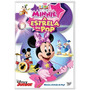 Dvd A Casa Do Mickey Mouse - Minnie, A Estrela Do Pop