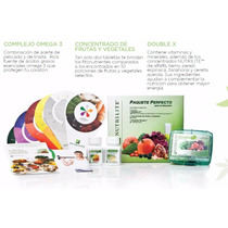Nutrilite Multivitaminico Paquete Perfecto Amway