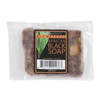 Jabon Negro Africano 30 Gms African Black Soap