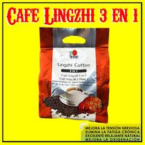 Café Lingzhi 3 En 1 | Café Con Ganoderma