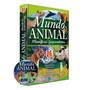 Mundo Animal - Mamiferos Sorprendentes 1 Vol +cd+ Laminas 3d