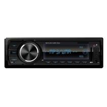 Radio Mp3 Bluetooth Som Carro Fm Sd Usb Aux Controle Remoto