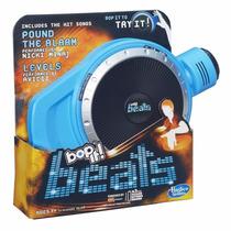 Jogo Bop It Beats Hasbro - Dj Eletrônico
