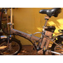 Bicicleta Eléctrica Plegable Cero Motors M100