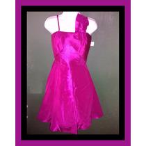 Hermoso Vestido De Fiesta Eva Brazzi Envío Gratis D H L