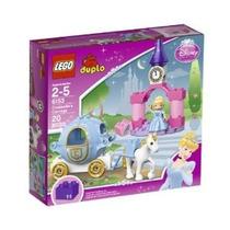 Carro Lego Duplo Disney Princesa De Cenicienta 6153