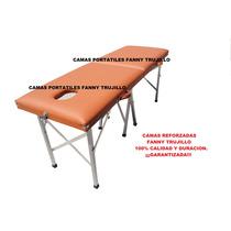 Cama De Masaje Para Quiropráctico ¡super Reforzada! Garantia