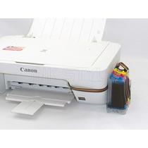 Impresora Canon Mg2410 Con Sistema De Tinta Continuo $1190