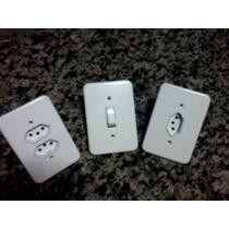 Kit Tomadas E Interruptores