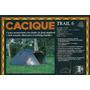 Carpa Cacique Para 6 Personas (trail 6)