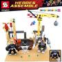 Spiderman Rhino Venom Set 427p! Minifiguras Sy. E-commerce07