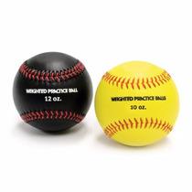Pelotas Beisbol Con Peso Sklz, Baseball, Entrenamiento,pitch