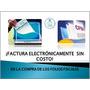 Facturación Electrónica Web,cfdi,fácil Paq.de100 Folios