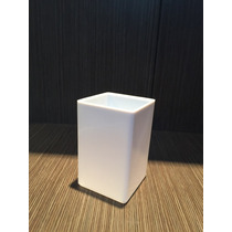 Portalapices Cubo Plástico X50u Souvenirs Estampar