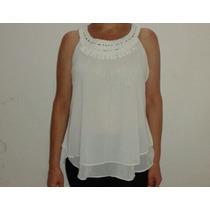 Blusa Modelo Alça Fina Camisas Femininas Tecido + Brinde
