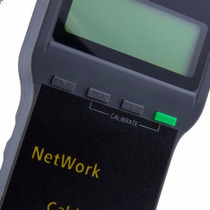 Tester Probador Medidor Longitud De Cable Utp Red Rj45
