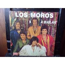 Vinilo Disco Lp Los Moros A Bailar